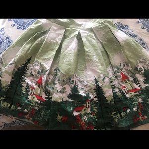 1950s style skirt